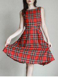 Vintage Dresses | Sleeveless Vintage Dresses Cheap Online - Gamiss