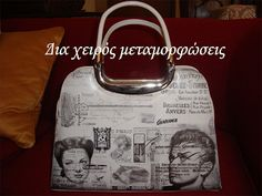 . Decoupage Art, Bags, Shoes, Handbags, Zapatos, Shoes Outlet, Taschen, Footwear, Shoe