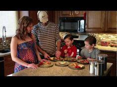 ▶ Lentil Pancake Bread {Clean Eating, Gluten-free, Allergy-free} NotDeprived_Becca's Kitchen - YouTube