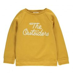 The Outsiders Sweatshirt Caramel  Hundred Pieces