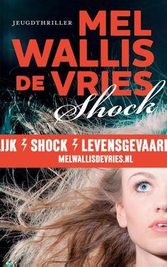 Recensie Shock van Mel Wallis de Vries is bekroond als prijswinnaar van de Jong…