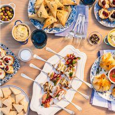 MILADYS | Food dps's in Inspirations magazine | Messa platter