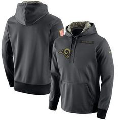 3be836a55 2016 Nike Salute To Service Los Angeles Rams Performance Hoodie. Denver  BroncosPittsburgh Steelers JerseysNfl Jerseys MenSports ...
