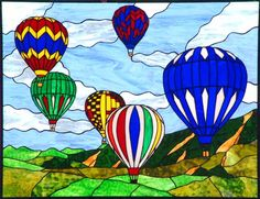 """""""New Mexico Balloons"""" by Pamela White"""