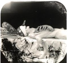 a arte macabra de Joel Peter-Witkin mrlawl:  His photography was inspiration for the movie Jacobs Ladder, and the Silent Hill games.