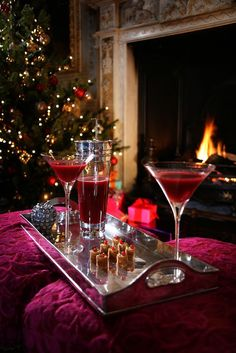 A Fine Romance - Share a quiet moment on Christmas Eve with someone special.