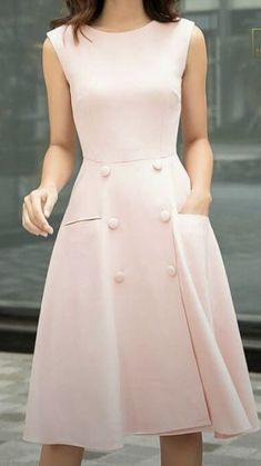 Vestido lindo - Vestido lindo Source by - Simple Dresses, Elegant Dresses, Cute Dresses, Beautiful Dresses, Casual Dresses, Fashion Dresses, Summer Dresses, Formal Dresses, Elegant Outfit