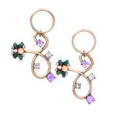 Papa East Online Jewelry Fashion Store: Eterniti Earrings