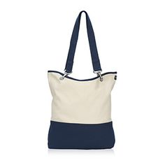 This updated version of our classic Creative Expressions Tote is now larger in size to carry it all!