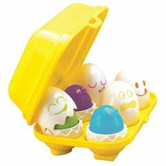 Lil Chirpers Sorting Eggs by TOMY Toddler | Toys | chapters.indigo.ca