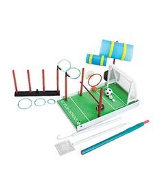 Complete Fish Training Kit Think it's impossible to teach an old fish new tricks? Try again. From playing fetch to shooting hoops, this kit ...