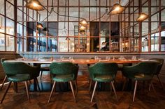 .Get Inspired by Deak St. Kitchen and Kupola Lounge Restaurant Interior Design1 #restaurantdesign