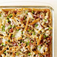 Baked Ziti with Turkey Sausage | Recipes | Weight Watchers