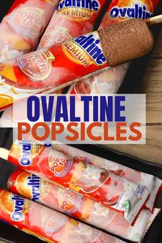 3 Ingredients Ovaltine Popsicles ( No Molder ) - No Ice Cream Maker Easy and Simple Ovaltine Popsicles without Using Molder and Ice Cream Maker. Popsicles with 3 Ingredients Only: Ovaltine Powdered Milk, Fresh Milk and Condensed Milk. Ovaltine, Snack Recipes, Snacks, Fresh Milk, Ice Cream Maker, Powdered Milk, Condensed Milk, 3 Ingredients, Popsicles