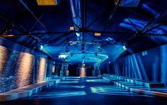 WAREHOUSE - Nightclub Interior Design