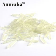 Anmuka 50PCS 55mm Soft worm Lure fluorescent Worms fishing bait Glow earthworm Fishing Lures 					 					Price: US $1.99Discount: 0%Order Now   http://gonefishinonline.co.nz/anmuka-50pcs-55mm-soft-worm-lure-fluorescent-worms-fishing-bait-glow-earthworm-fishing-lures/