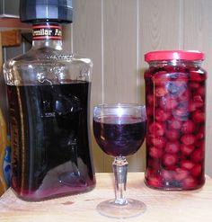 wiśniówka - Google Search Irish Cream, Red Wine, Alcoholic Drinks, Google Search, Glass, Drinkware, Alcoholic Beverages, Liquor, Alcohol Mix Drinks