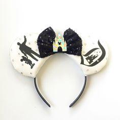 Walt Disney Mickey Ears, Disneyland Inspired Ears, Partners Ears, Vintage D… Disney Diy, Diy Disney Ears, Disney Mickey Ears, Minnie Mouse, Disney Bows, Disney Crafts, Cute Disney, Walt Disney, Disney Stuff