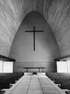 Vatiala Chapel in Kangasala, 1960 Art And Architecture, St Louis, Minimalist, Urban, Finland, Theory, Buildings, Fiction, Concept