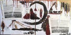 Michal Tejgi akrylové barvy 40 x 80 cm 4700 Kč Online Galerie, Bratislava, Portfolio, Moose Art, Industrial, Age, The Originals, Gallery, Animals