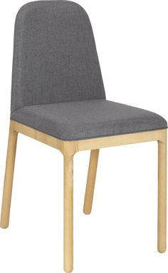 Discover BET Dining room chairs Fabric Wood at Habitat, a manufacturer of furniture and design objects, useful and accessible, since Home Projects, Habitats, Home Remodeling, Kitchen Remodel, My House, Accent Chairs, Furniture Design, Sweet Home, New Homes
