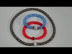 Collar y Pulsera de Malla - YouTube