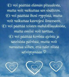 Finnish Words, Qoutes, Life Quotes, Boho Beautiful, Enjoy Your Life, Story Of My Life, Funny Texts, Wise Words, Life Is Good