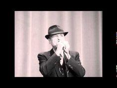 Leonard Cohen Lullaby  - Live