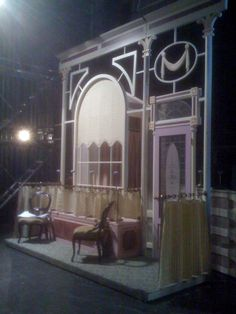 """This """"Hello, Dolly!"""" set - could work"""