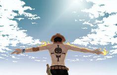 Ace One Piece (anime) anime manga wallpaper (#818026) / Wallbase.cc