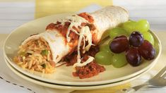 Cheesy Rice Enchiladas - Knorr Rice Side + a few ingredients Mexican Dishes, Mexican Food Recipes, Vegetarian Recipes, Cooking Recipes, Ethnic Recipes, Rice Dishes, Food Dishes, Main Dishes, Knorr Rice Sides Recipe