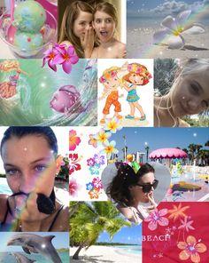 Teen Summer, Summer Baby, Mermaid Hotel, No Ordinary Girl, Malibu Coconut, Malibu Barbie, Hawaiian Tropic, Princess Pictures, Summer Dream