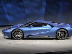 The Ford GT.