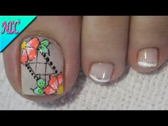 Pedicure Nail Art, Lily, Painting, Beauty, Lanterns, Creepy, Youtube, Hands, Flowers