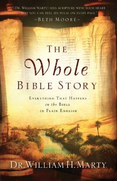 Presents the entire narrative of the Bible in chronological order from creation to the New Testament Church. The action moves smoothly from story to story without slowing down for law, poetry, prophecy, or instruction. The Whole Bible Story is perfect for new Christians looking to understand the overall flow of the Bible or seasoned believers wanting a refresher course. It can be read straight through or used as a reference tool for better understanding of specific biblical events.