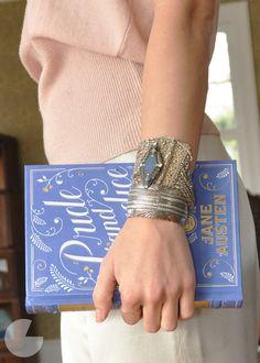 DIY Olympia Le Tan Book Clutch - 2