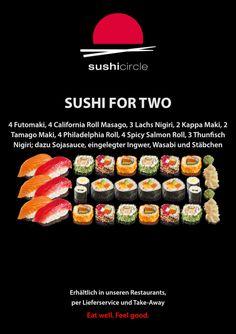 Sushi Circle, Restaurant, Ethnic Recipes, Food, Salmon, Simple, Diner Restaurant, Essen, Meals