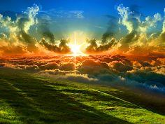 Sunset, Santa Barbara, California - this may be the most beautiful sunset that I have ever seen! Set Wallpaper, Nature Wallpaper, Computer Wallpaper, Sunrise Wallpaper, Wallpaper Downloads, Mobile Wallpaper, Beautiful World, Beautiful Places, Beautiful Sunset