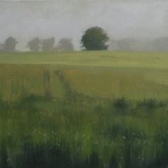 megan lightell - recent work - Verdant, 20x20, 2009