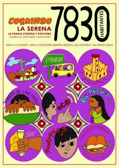 bocetos en homenaje a WALDO GONZÁLEZ-identidad regional 2016