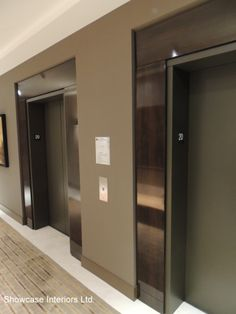 Condo Lobby Pictures | Design Credit: BBA Design Consultants