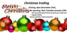 Bead them up #Christmas trading