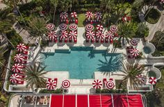 The Faena Miami Beach Hotel in collaboration with director/producer Baz Luhrmann and costume designer Catherine Martin.