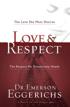 "Touted by leaders as a ""classic"" among marriage books, award-winning Love & Respect has sold over a million copies! Love & Respect reveals why spouses react negatively to each other and how they can deal with conflict biblically."