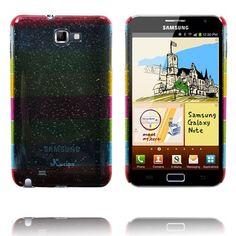 Four Seasons (Ränder) Samsung Galaxy Note-Skal