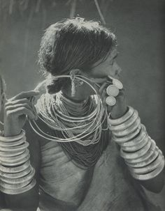 Local fashion: Tribal jewelry of Orissa
