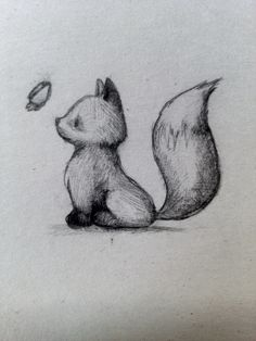 5 exercises to improve drawing - - . - 5 exercises to improve drawing – draw – - Cute Sketches, Art Drawings Sketches Simple, Pencil Art Drawings, Easy Drawings, Drawing Drawing, Drawing Tips, Drawing Ideas, Drawing Poses, Cute Fox Drawing