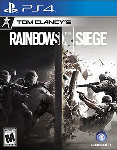Discounted Tom Clancy's Rainbow Six Siege - PlayStation 4