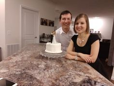 Over the weekend, Brad and I celebrated our 5th wedding anniversary. #anniversary
