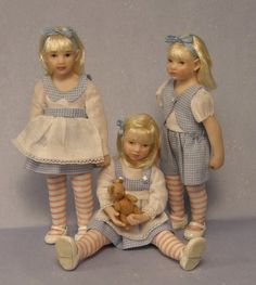 Susan Scogin Dolls
